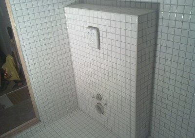 Innebygget toalet