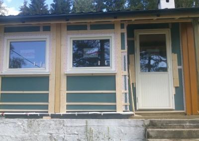 Ny vinduer til soverom