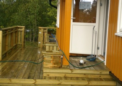 To nivo terrasse