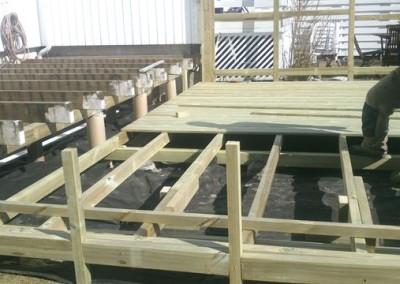 Terrasse konstruksjon (2)